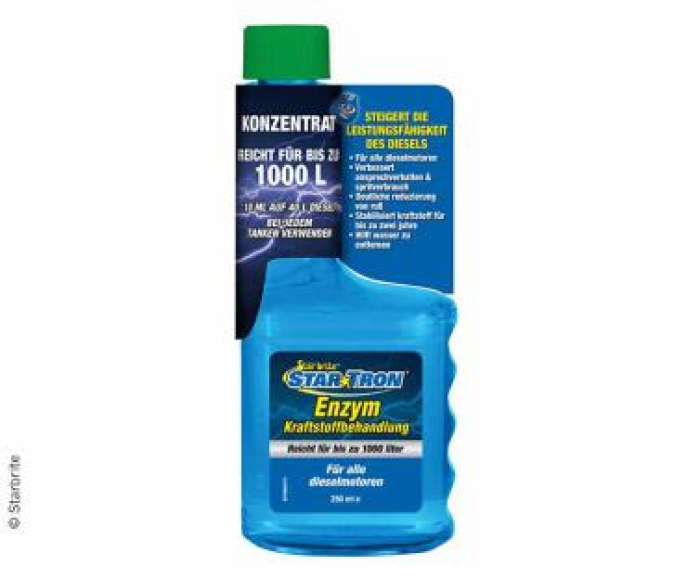 STARTRON ENZYME FUEL TREATMENT DIESEL TILSETNING 250 ML - FIN, S, N, UK 616142