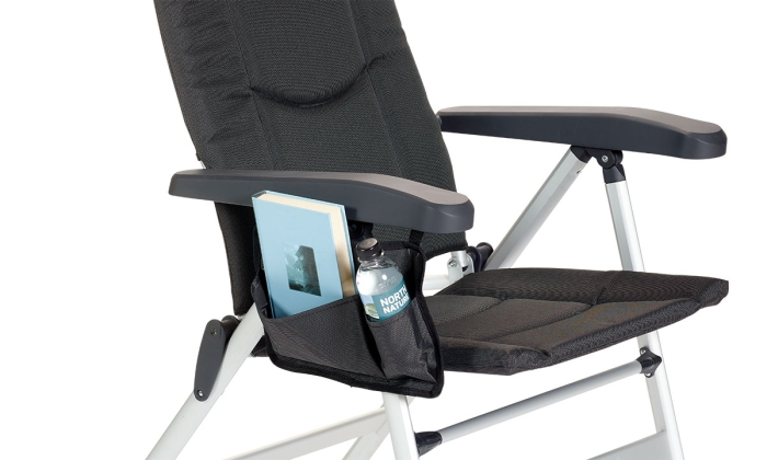 SIDEPOCKET FOR CHAIRS, DARK GREY 700006254