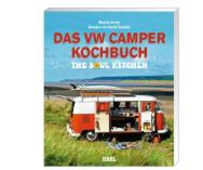 VW CAMPER KOKEBOK, THE SOUL KITCHEN, 288 SIDER 952264