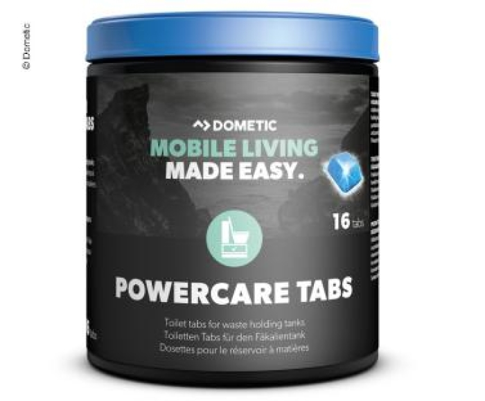 POWER CARE TABS 16ST. D Power Care Tabs 16St. D 66348